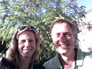 Phil and Leigh @ Saddleback